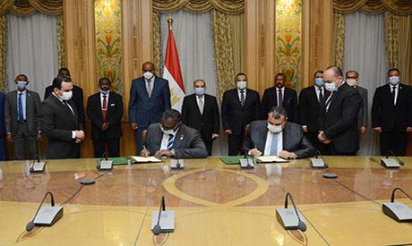 Egypt-Sudan Mou