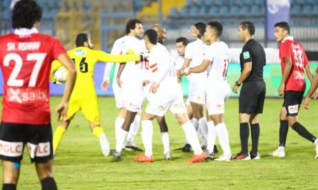 Zamalek v FC Masr