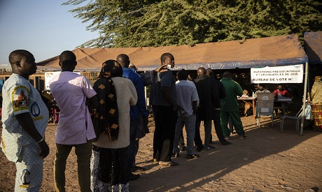 Burkina Faso election