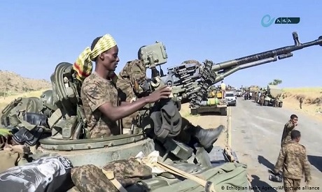 Ethiopian forces begin offensive on Tigray capital