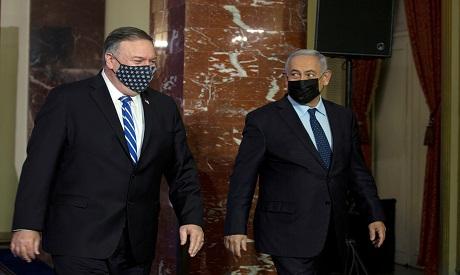 Pompeo & Netanyahu