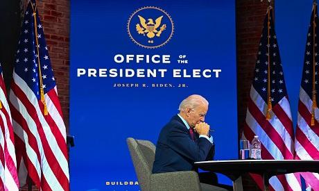 US President-elect Biden