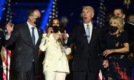 Transition to Biden begins