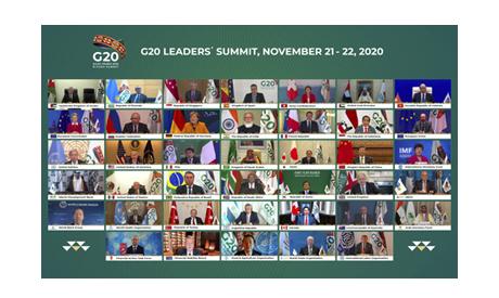 Saudis hail the G20 Summit