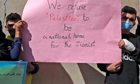 Restoring Palestinian-Israeli diplomacy