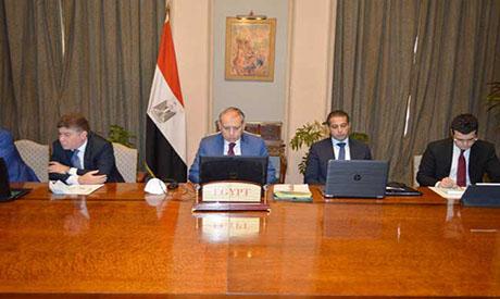 Egyptian diplomats