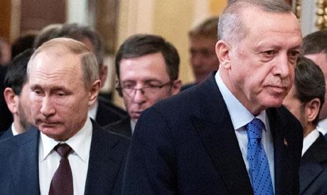 Erdogan/Putin