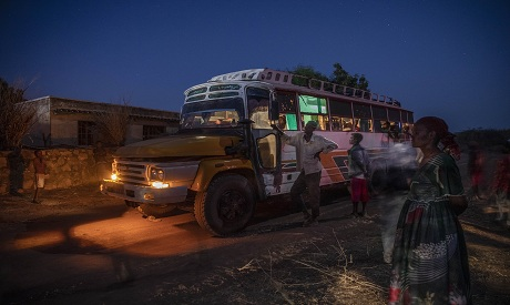 Tigray refugees