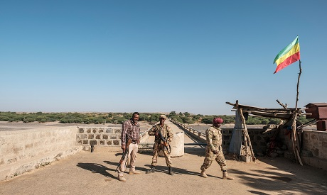 Ethiopian Border with Sudan