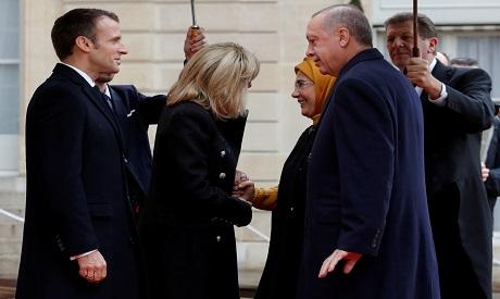 Macron & Erdogan