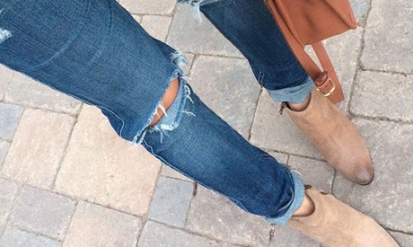 Seven trends to wear with jeans
