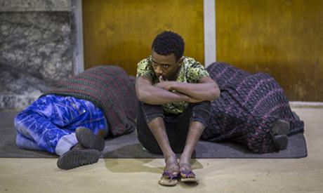 Ethiopian immigrant plight