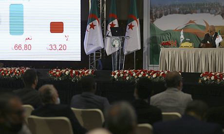 Algeria approves new constitution