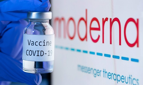 European Union drugs agency meeting to discuss Moderna COVID-19 vaccine - global