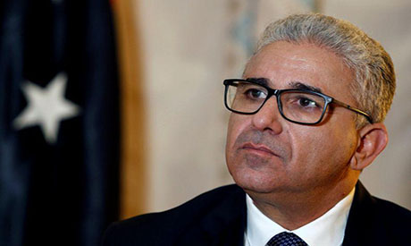 Libyan Fathi Bashagha