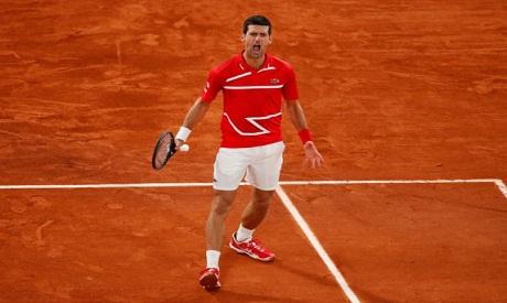 Djokovic clinches sixth year-end No. 1 ranking to tie Sampras