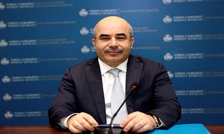 Former Turkish central bank governor