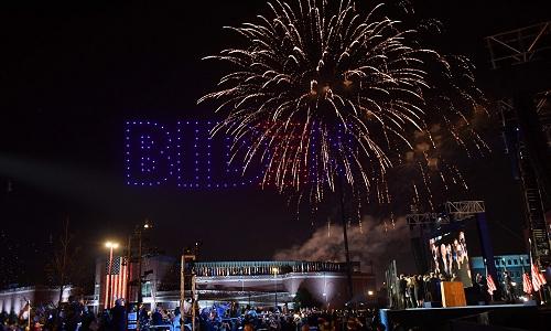 biden celebrations