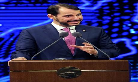 Turkish Minister of Finance and Treasury, Berat Albayrak