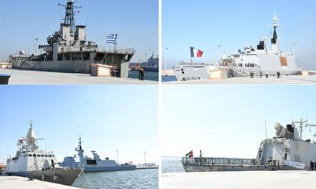 10 drill in Mediterranean