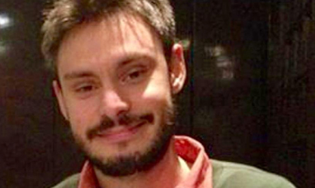 Giulio Regeni (Photo courtesy of Facebook)