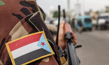 Fighter loyal to Yemen