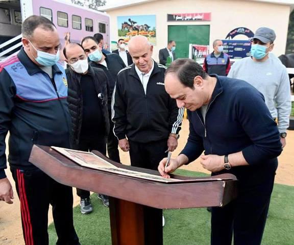 Egypt's El-Sisi