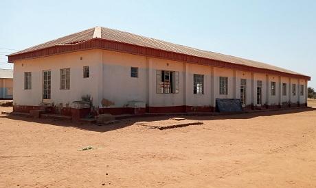 Science secondary school is seen in Kankara, Nigeria, REUTERS