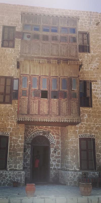 Qusseir sheikh house