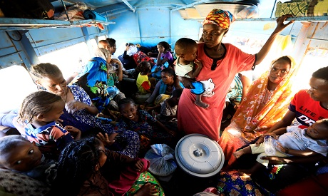 Ethiopians cross into Sudan as they flee the fighting in Tigray  REUTERS