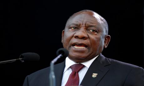 African Union chairman Cyril Ramaphosa (File Photo: Reuters)