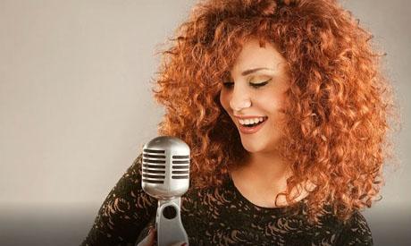 Syrian-Armenian singer Lena Chamamyan