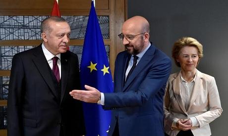 Erdogan, Michel