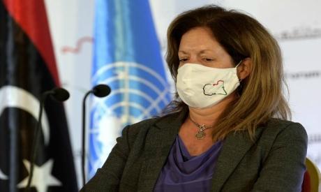 UN acting envoy to Libya Stephanie Williams
