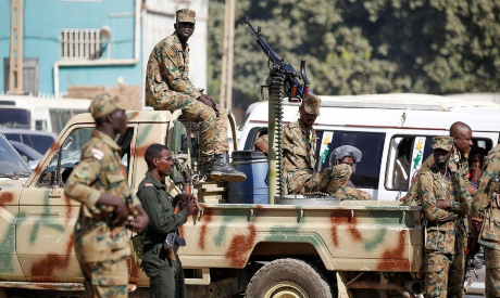 Sudanese security forces