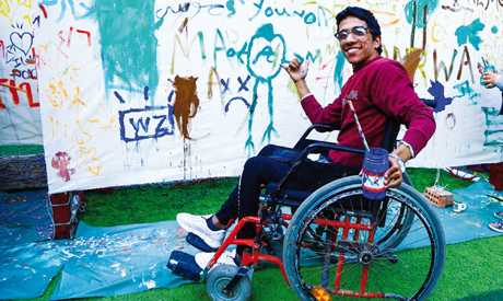 Empowering the disabled