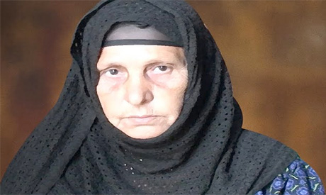 A file photo for Mrs Soad Thabet