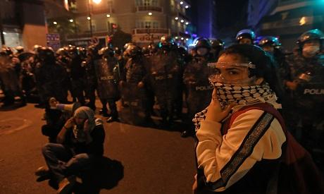 LEBANON-PROTEST-EDUCATION- AFP