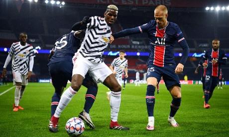 Manchester United v Paris Saint-Germain