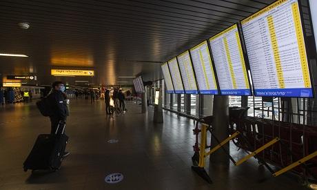Netherlands bans flights from Britain due to coronavirus risk