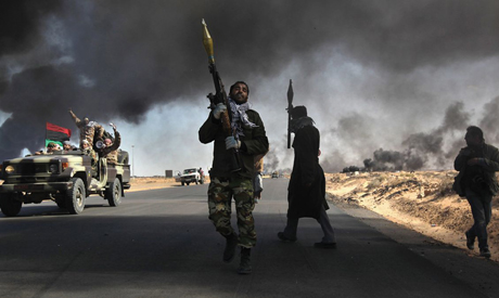 War and peace in Libya