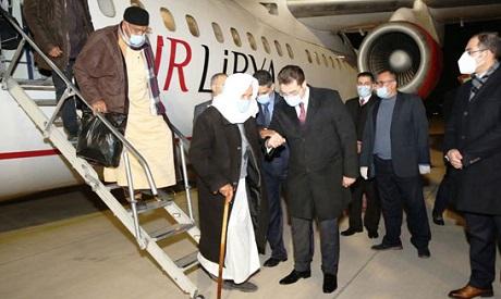 Libyan delegation