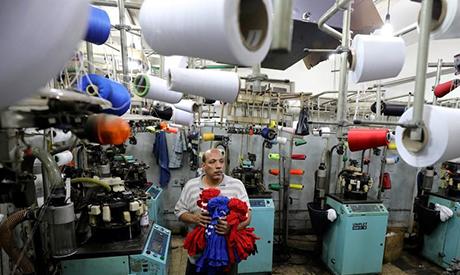 A factory employee