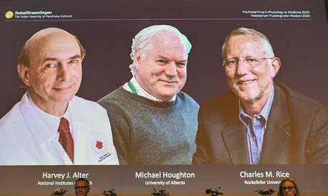 HCV Laureates