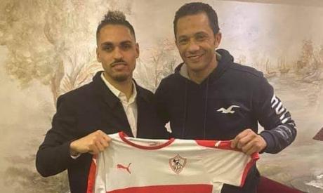 Abdel Halim Ali and Amir Adel