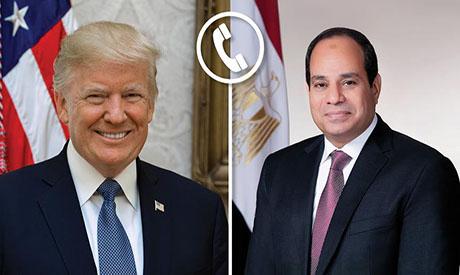 Sisi and Trump