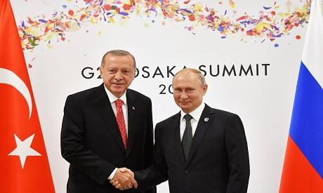 Putin & Erdogan