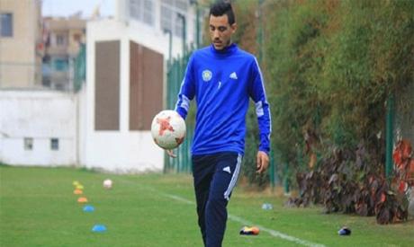 Pyramids FC Ibrahim Hassan