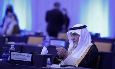 Prince Turki al-Faisal AFP