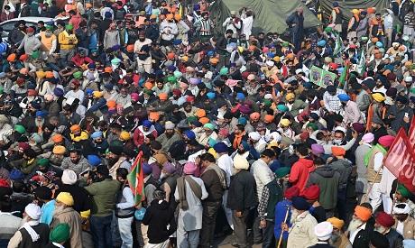 Delhi-Haryana State Border